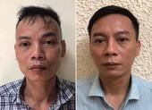 Cảnh sát hình sự tóm 2 anh em siêu trộm két sắt