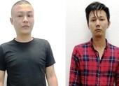 Đà Nẵng: 2 thanh niên tông xe máy vào công an để thoát thân