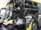 Xe khách tông đuôi xe tải, tài xế tử vong tại chỗ