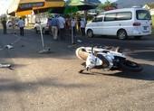 Tai nạn ở giao lộ không đèn tín hiệu, 1 người tử vong