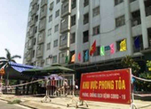 Nhân viên bar New Phương Đông nghi nhiễm, phong tỏa 1 chung cư