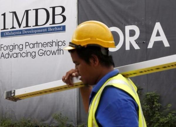 Quỹ phát triển 1MDB của Malaysia.