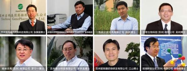 Các nhân tài Trung Quốc ở nước ngoài được chính phủ Trung Quốc thu hút về nước bằng chương trình 1.000 Tài năng.