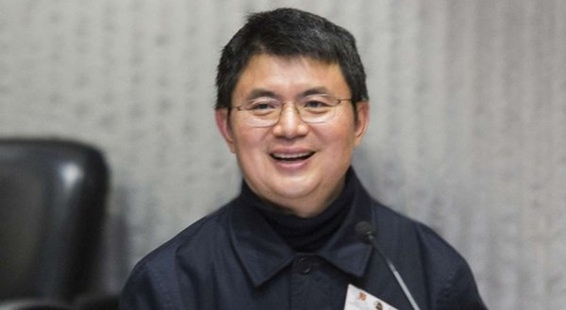 Tỷ phú Tiêu Kiến Hoa đã bị bắt về đại lục điều tra hối lộ? Ảnh: NZHERALD