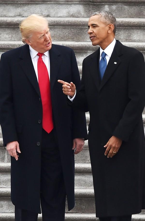 Trumpcare đã không đánh đổ được Obamacare. Ảnh: GETTY IMAGES