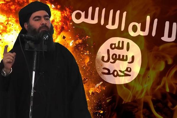 Thủ lĩnh tối cao IS Al-Baghdadi. Ảnh: DAILY STAR