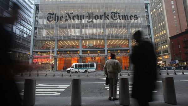 New York Times yêu cầu Fox News xin lỗi nói mình làm mất dấu thủ lĩnh IS Al-Baghdadi. Ảnh: THE HILL