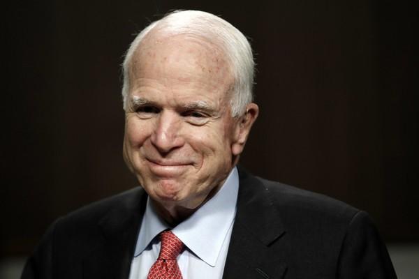 Nghị sĩ McCain sẽ trở lại Thượng viện Mỹ. Ảnh: AP