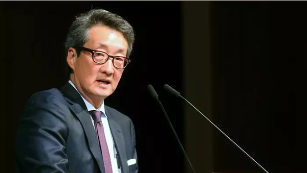 Ông Victor Cha bị Mỹ rút đề cử đại sứ tại Hàn Quốc vì phản đối Mỹ đe dọa đánh phủ đầu Triều Tiên. Ảnh: FT