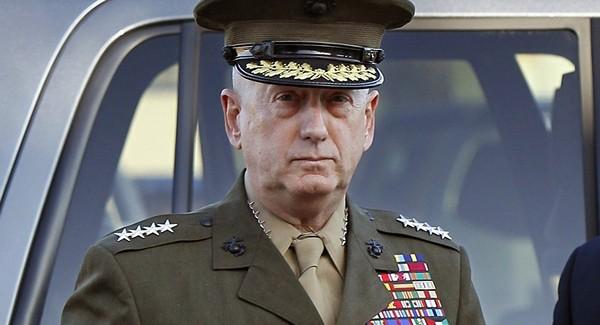 Bộ trưởng Quốc phòng Mỹ James Mattis cho biết sẵn sàng bàn chuyện rút quân khỏi Hàn Quốc nếu Triều Tiên yêu cầu. Ảnh: REUTERS