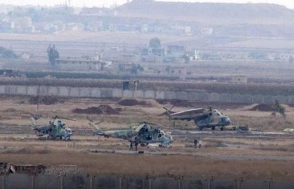Căn cứ không quân Tiyas của Syria bị tấn công bằng tên lửa trong ngày 9-4, thủ phạm bị nghi là các máy bay Israel. Ảnh: BNP