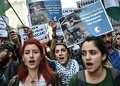 Thổ Nhĩ Kỳ-Israel chiến nhau vì Hamas