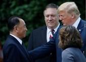 Ông Trump tiếp ông Kim Yong-chol, khôi phục thượng đỉnh