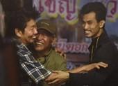 Nụ cười đã nở trên gương mặt cha mẹ đội bóng nhí Thái Lan