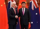 Thủ tướng Úc dịu giọng về Trung Quốc