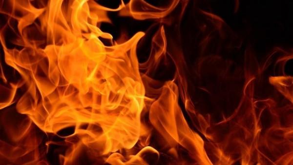 Ít nhất 18 người chết trong vụ cháy một khách sạn ở Trung Quốc sáng 25-8. Ảnh: LATESTLY