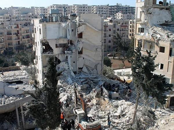 Mọi con mắt thế giới đang đổ về tỉnh Idlib - điểm nóng nhất Syria hiện nay. Ảnh: REUTERS
