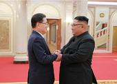 Ông Kim: Sẽ tiếp tục làm việc với Mỹ để giải trừ hạt nhân