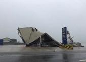 Bão Mangkhut sức gió kinh hoàng 212 km/giờ đổ vào Philippines