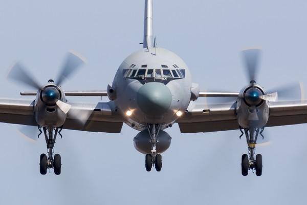 Máy bay trinh sát Il-20 của Nga. Ảnh: SPUTNIK