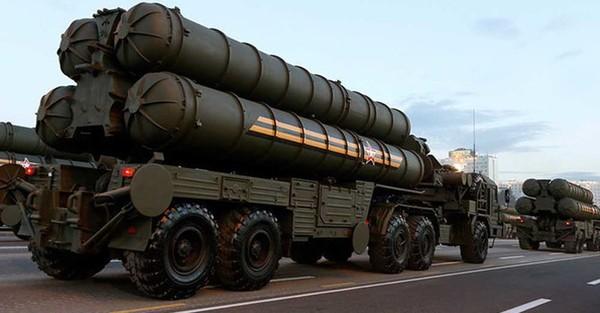 S-400 của Nga. REUTERS
