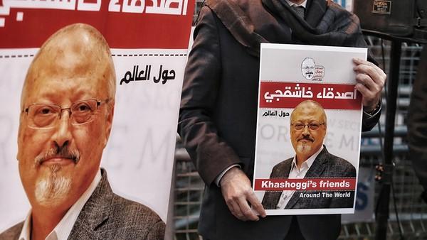 Nga nói không có lý do gì không tin tưởng các tuyên bố Saudi Arabia trong vụ nhà báo Khashoggi bị giết. Ảnh: TASS