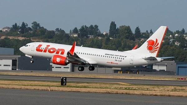 Indonesia lệnh Lion Air và Garuda kiểm tra toàn bộ Boeing 737 Max. Ảnh: JP