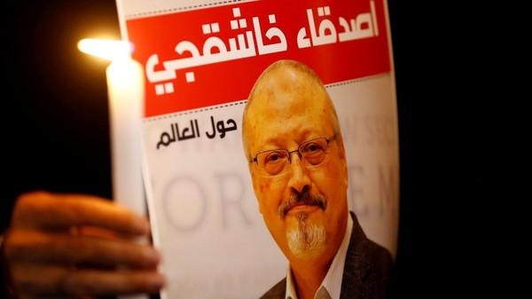 Ông Trump nói có thể sẽ không bao giờ tìm ra được người ra lệnh giết nhà báo Khashoggi. Ảnh: REUTERS