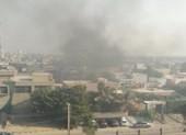 Nổ bom, xả súng gần lãnh sự quán Trung Quốc ở Pakistan