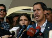 Ông Guaido: Quân đội phong tỏa cứu trợ là 'diệt chủng'