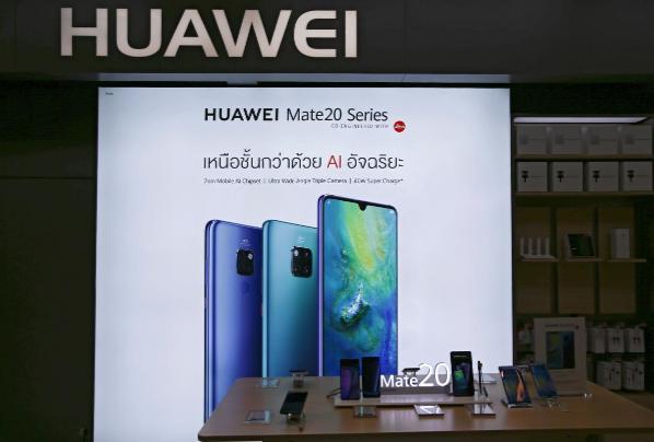 Mỹ cảnh cáo các đồng minh châu Âu tránh xa sản phẩm của Huawei. Ảnh: REUTERS