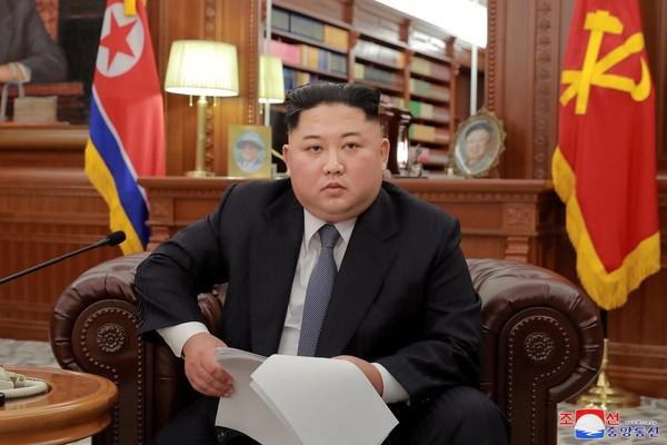 """Tổng thống Mỹ Donald Trump tin lãnh đạo Triều Tiên Kim Jong-un có """"rất nhiều suy nghĩ tích cực"""". Ảnh: REUTERS"""