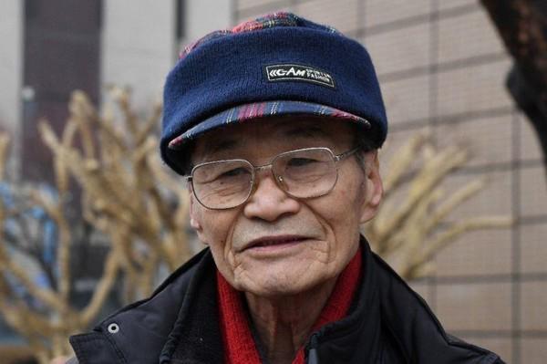 Ông cụ Choi Jae-kwan chỉ mới 12 tuổi khi chiến tranh Triều Tiên nổ ra năm 1950. Ảnh: AFP