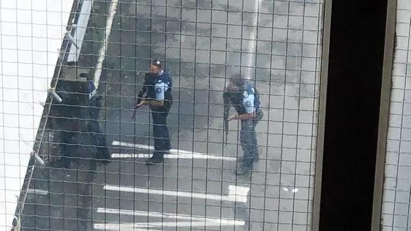 Cảnh sát đã bắt được 4 nghi can, trong đó có 1 công dân Úc. Ảnh: AFP