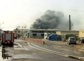 Nóng: Nổ nhà máy thuốc trừ sâu ở Trung Quốc gây động đất