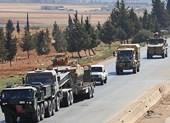 Thổ Nhĩ Kỳ bất ngờ điều quân tới biên giới với Syria