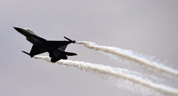 F-16 của Không quân Pakistan. Ảnh: AFP