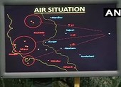 Ấn Độ công bố hình ảnh radar bắn rơi F-16 của Pakistan