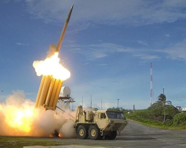 Hệ thống tên lửa phòng không THAAD của Mỹ. Ảnh: NATIONAL INTEREST