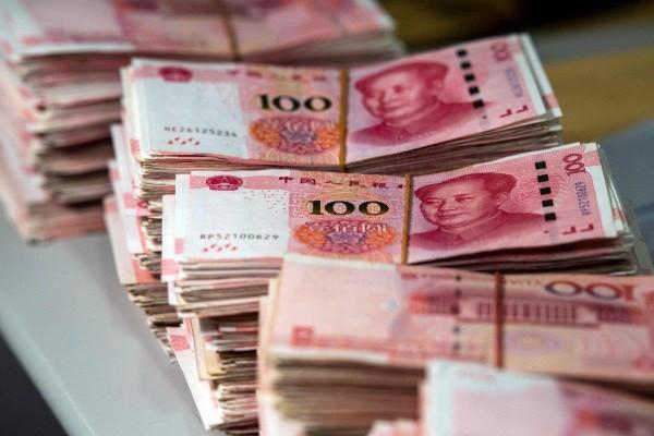 Bộ Tài chính Mỹ vừa chính thức tuyên bố Trung Quốc là một nước thao túng tiền tệ. Ảnh: AFP