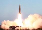 Mỹ-Hàn tập trận chung, Triều Tiên liền phóng 2 tên lửa
