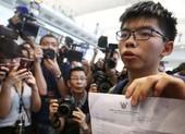 Vừa về từ Đài Loan, Hoàng Chi Phong bị bắt