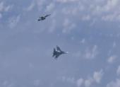 F-18 của NATO áp sát máy bay chở bộ trưởng Quốc phòng Nga