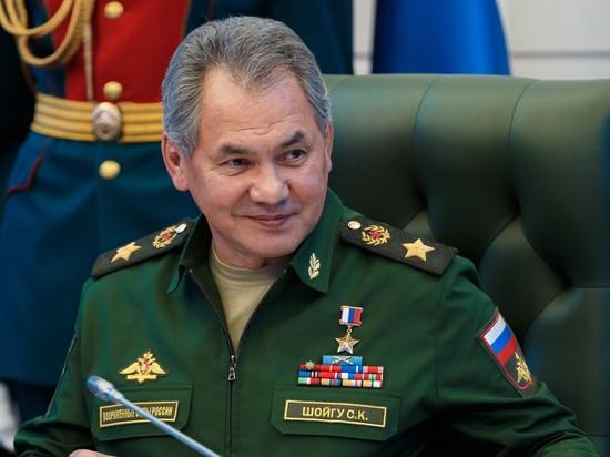 Bộ trưởng Quốc phòng Nga Segei Shoigu nói Nga không cần tàu sân bay mà cần vũ khí đánh chìm chúng. Ảnh: MKRu