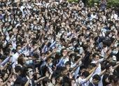 Hong Kong cấm đeo mặt nạ khi biểu tình, bắt đầu từ khuya nay