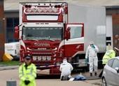 Vụ 39 thi thể trong container gây sức ép lớn với nước Anh
