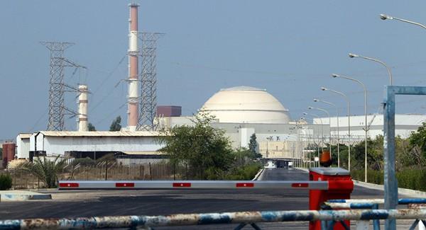Lò phản ứng hạt nhân trong nhà máy điện hạt nhân Bushehr ở phía nam Iran, cách thủ đô Tehran 1.200km. Ảnh: AFP