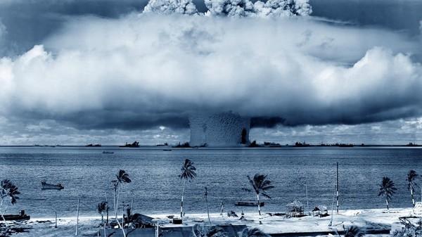 RT nói chuyện nổ hạt nhân ở biển Đông là tin giả. Ảnh: GLP
