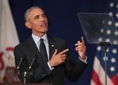Cựu Tổng thống Obama nhắn nhủ các ứng viên đảng Dân chủ