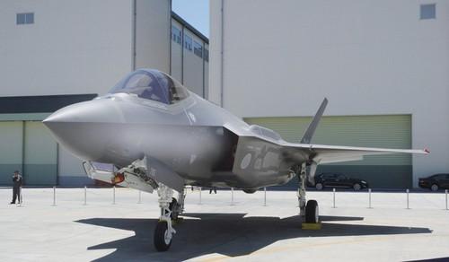 Nhật mua tiêm kích tàng hình đa năng F-35 từ Mỹ. Ảnh: KYODO